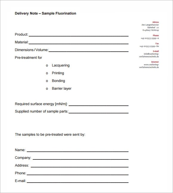 Free Printable Invoice Template blank invoice template printable – Free Printable Invoice Forms