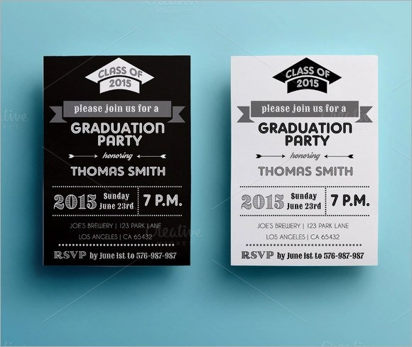 High School Graduation Announcement Cards