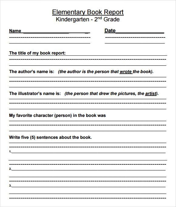 case study title format