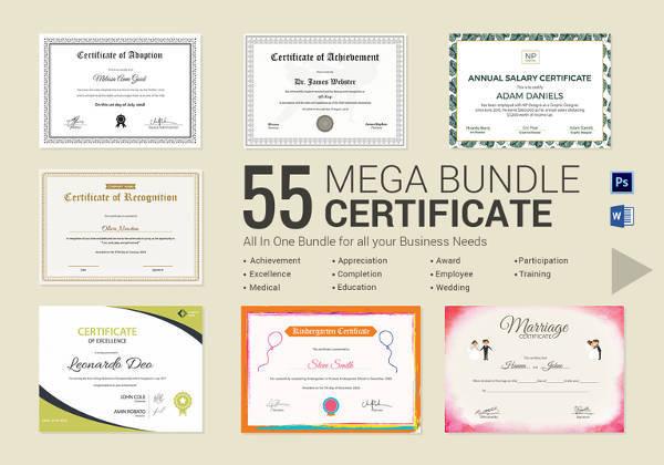 28 Microsoft Certificate Templates Download Free