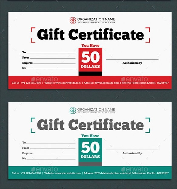 Doc16501275 Personal Training Gift Certificate Template – Fitness Gift Certificate Template