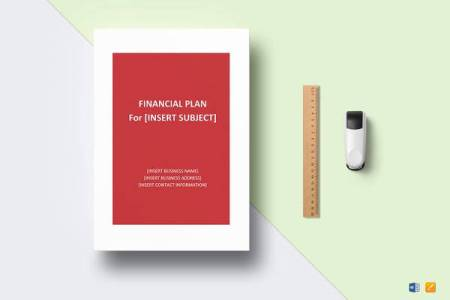 8  Sample Budget Plans     PDF  DOC   Sample Templates Financial Plan Template in Word