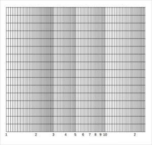 Sample Log Graph Paper  6 Documents in PDF, Word