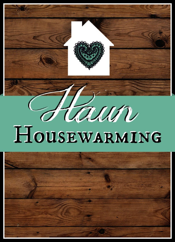 House Warming Invitation Template Psd
