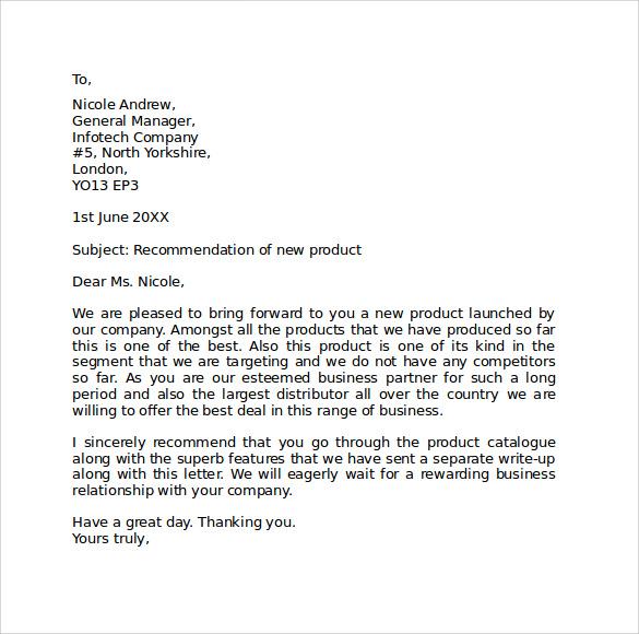 standard business letter formats samples examples amp format