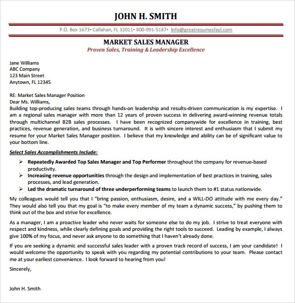 Some Advice On Writing A Technical Report Sample Cover Letter For