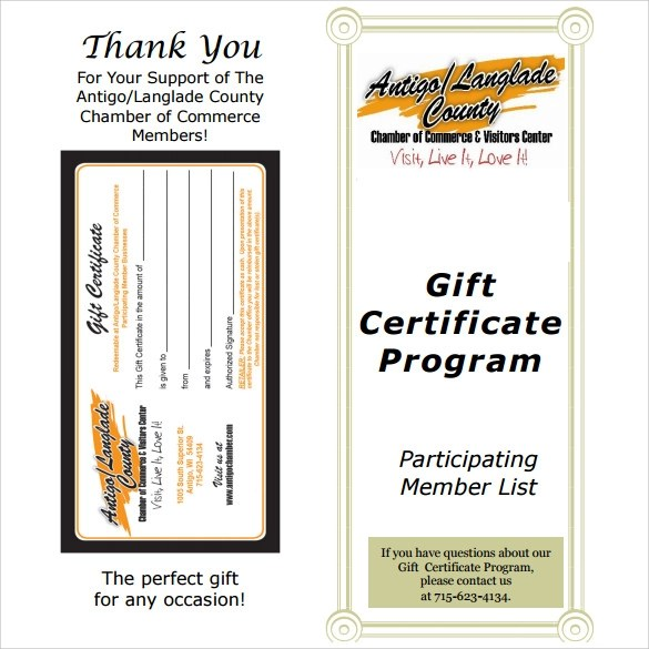 sports and fitness gift certificate templates easy to use gift – Personal Training Gift Certificate Template