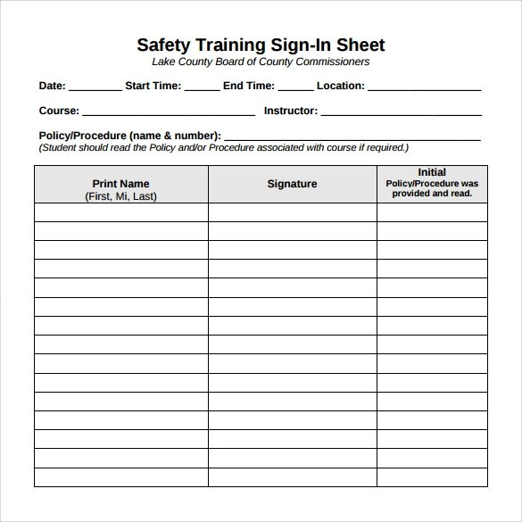 down to print pdf up ebooks attendance forms 40 sign up sheet – Signature Sheet Template
