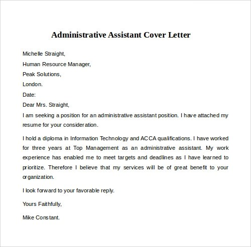 Short Email Cover Letter. Resume Without Cover Letter 17 Email