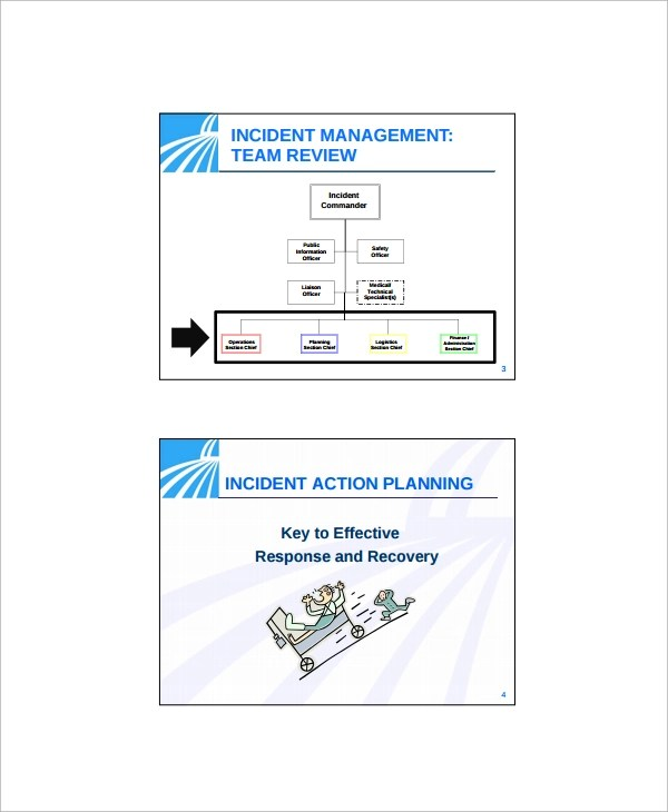 Sample Incident Action Plan Template 9 Free Documents Download In PDF Word