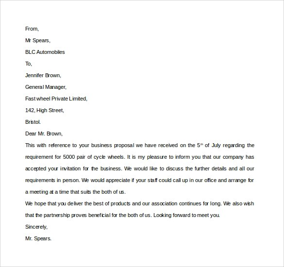 Visa Invitation Letter For Business  Docoments Ojazlink