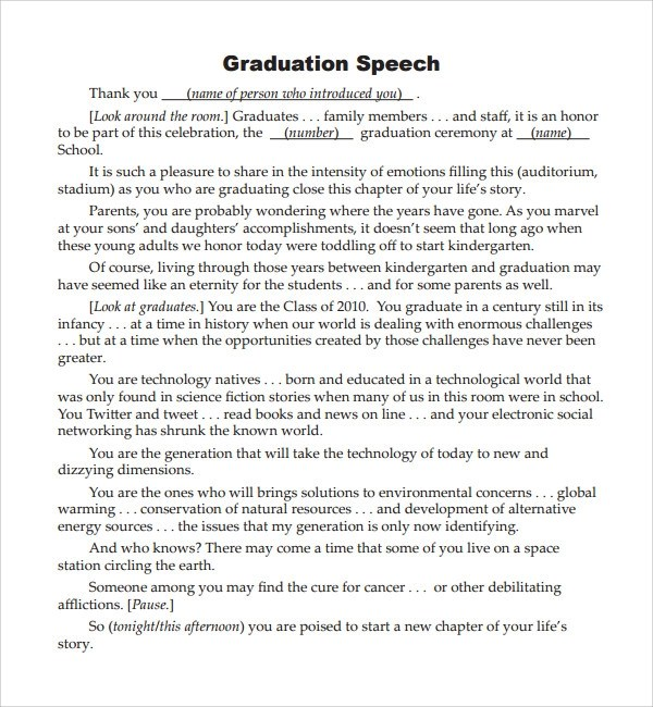 speech about college life You can find remedy in the form of persuasive speech topics for college students a college teaches us a lot about life and so do college students to others.