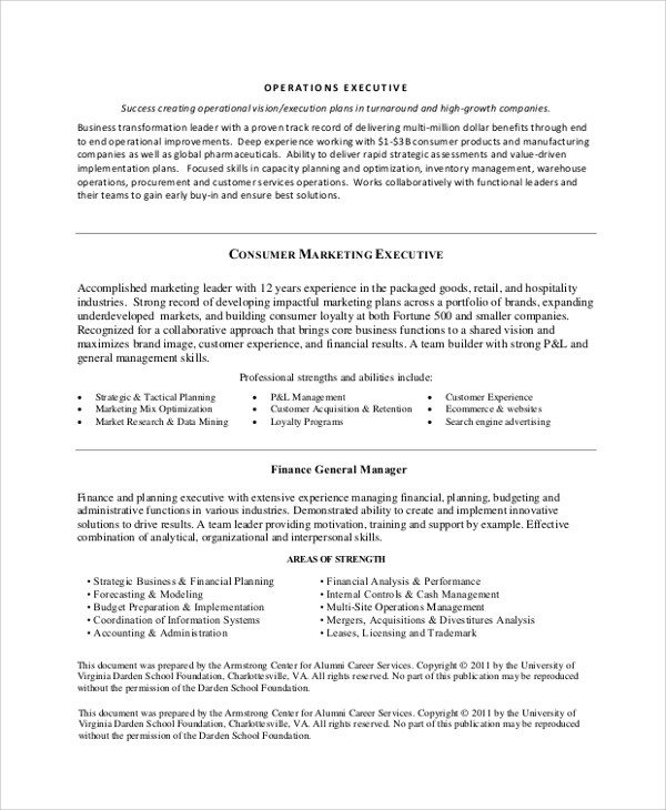 Objective Resume Sample Statements. Example Resume Objectives