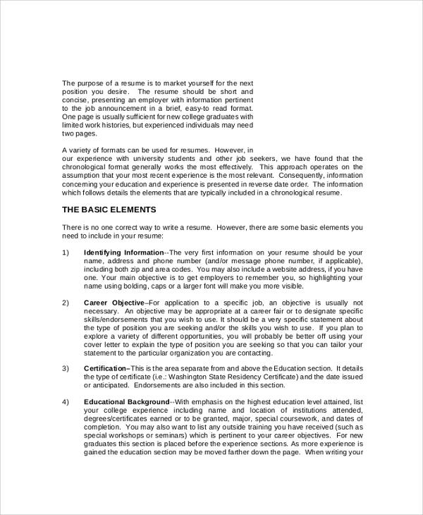 Nursing Student Resume Objective Statement. Resume Example Nursing