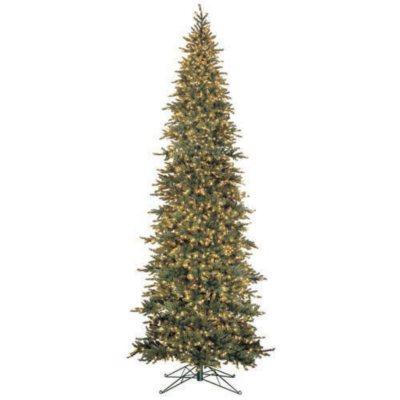 Angle Fir Slim Christmas Tree 15 Ft Sams Club
