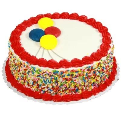 Members Mark 10 Chocolate Cake With White Buttercream