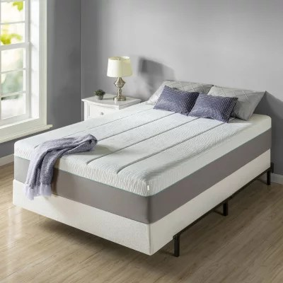 zinus night therapy memory foam 14