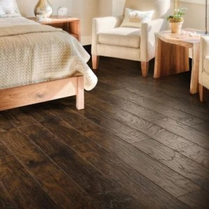 Home Flooring   Sam s Club Select Surfaces Woodland Hickory Laminate Flooring