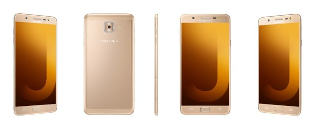 gold img - Samsung Galaxy J7 Max: Max at Performance, Max at life
