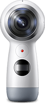 Samsung Galaxy S8 and Gear 360 (2017)
