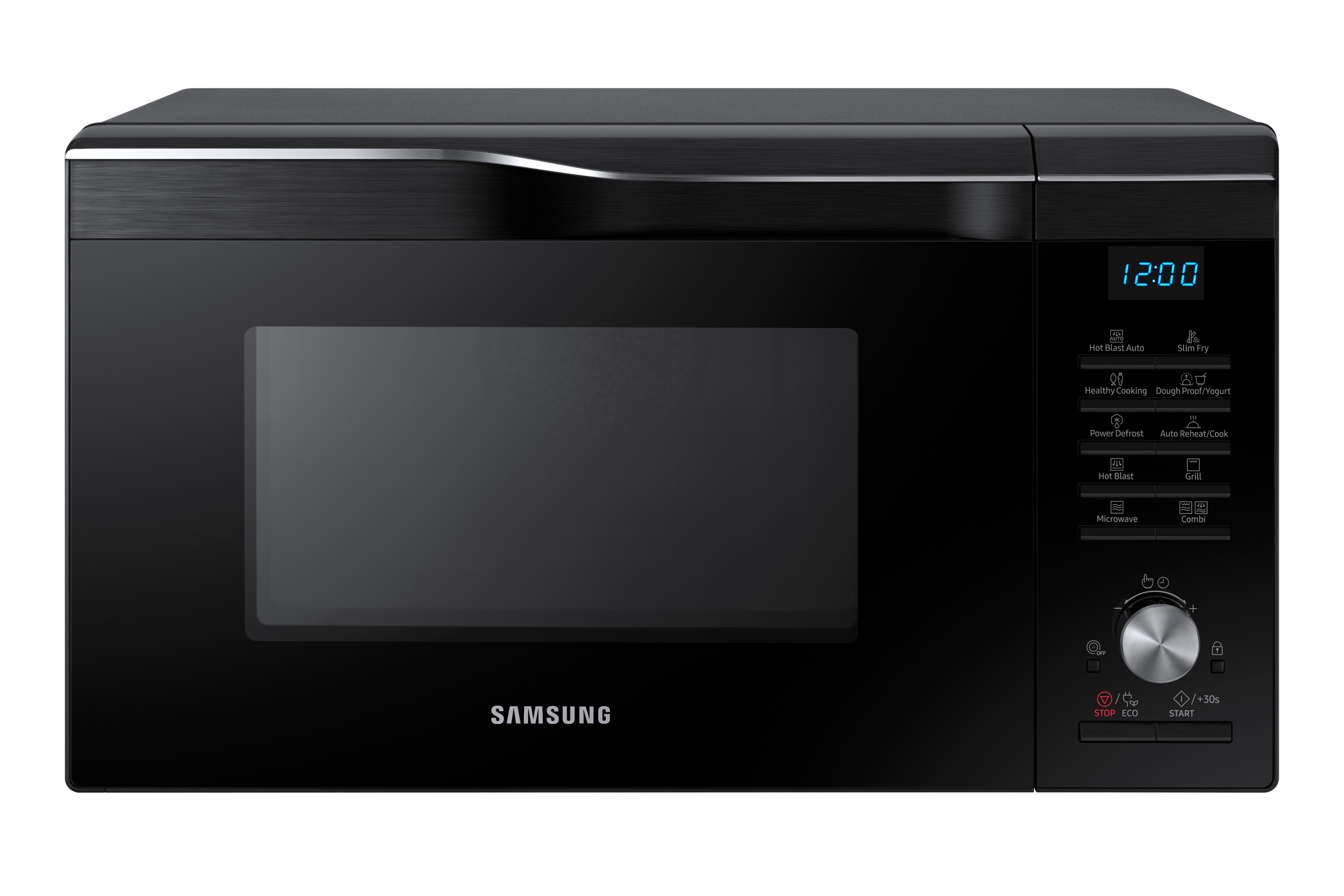 easy view convection microwave oven with hotblast technology 28l