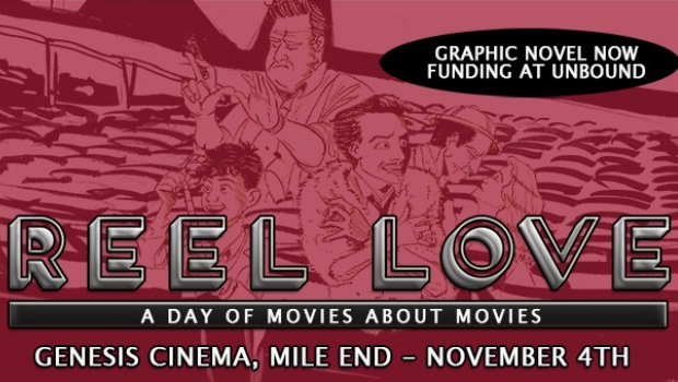 Reel Love: A Day Of Movies About Movies