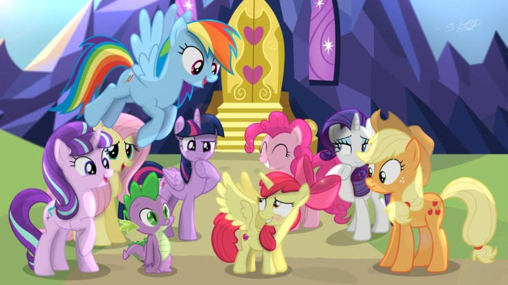 My Little Pony : An Autism Friendly Screening
