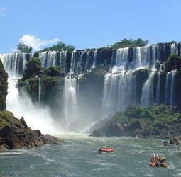 Rondreis Argentinië en Brazilië