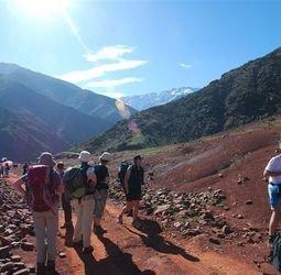 Wandelvakantie Marokko - naar de top van de Toebkal