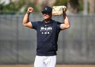 This Day in Yankees History: Nick Swisher Pitches a Scoreless Inning