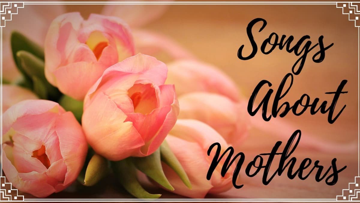 64 Songs About Mothers Spinditty