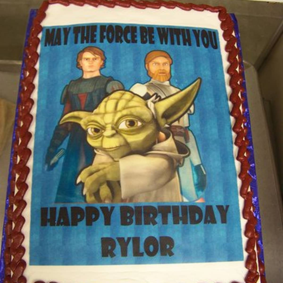 Star Wars Cake And Cupcake Ideas For Parties Delishably