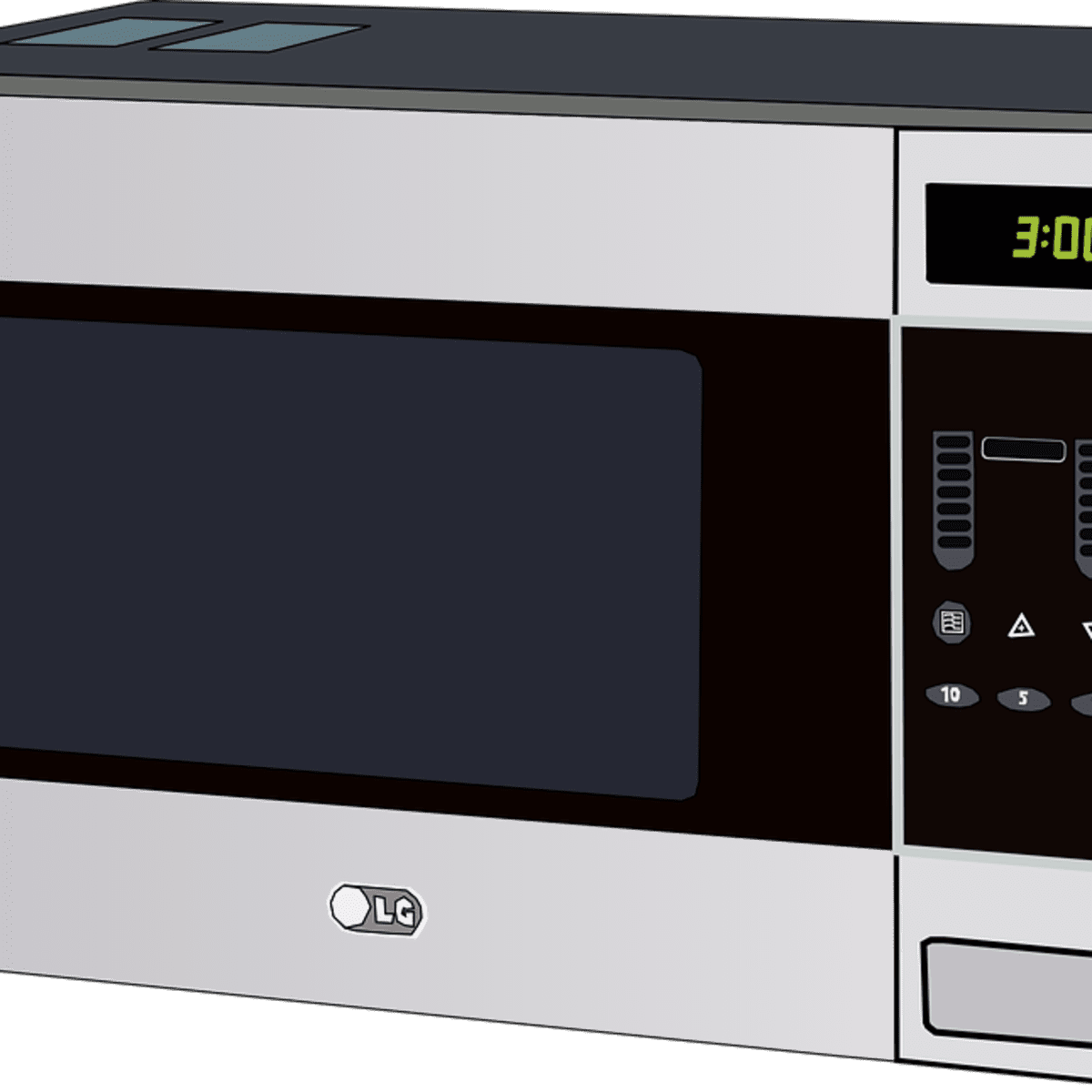 test the microwave safety of dishes