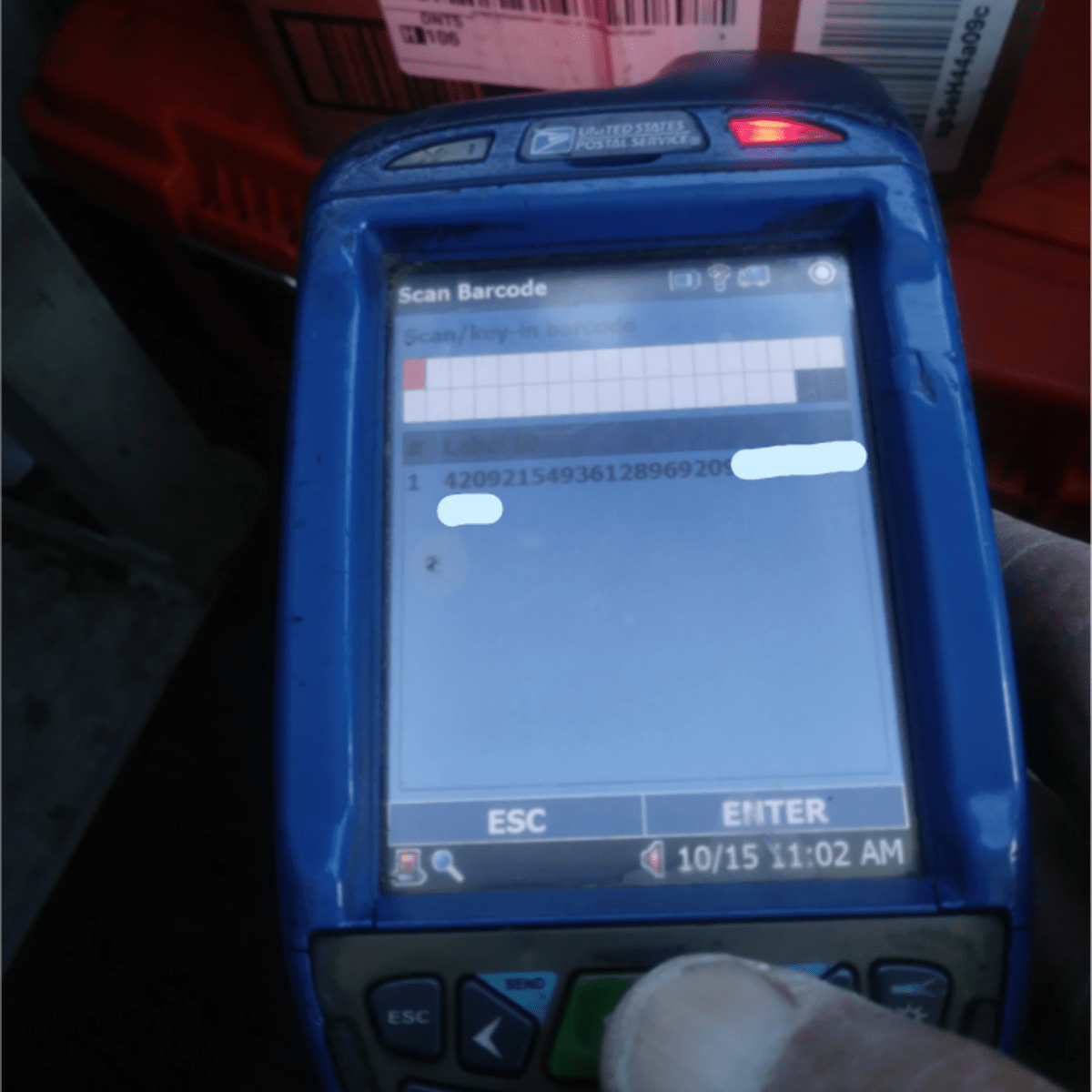 postal mdd scanner tips and tricks for