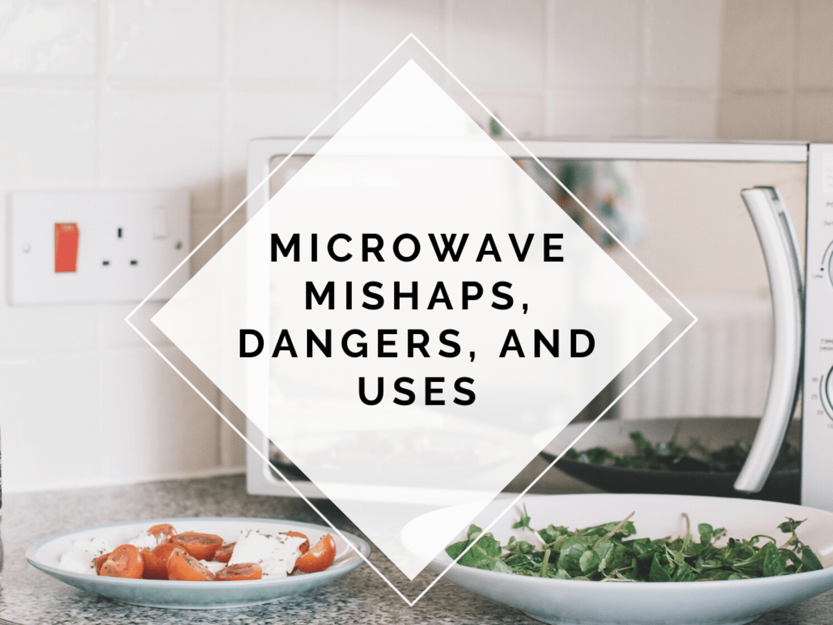 microwave mishaps dangers and uses