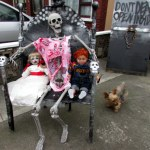 How To Make An Annabelle Doll From The Movie The Conjuring For Halloween Holidappy Celebrations