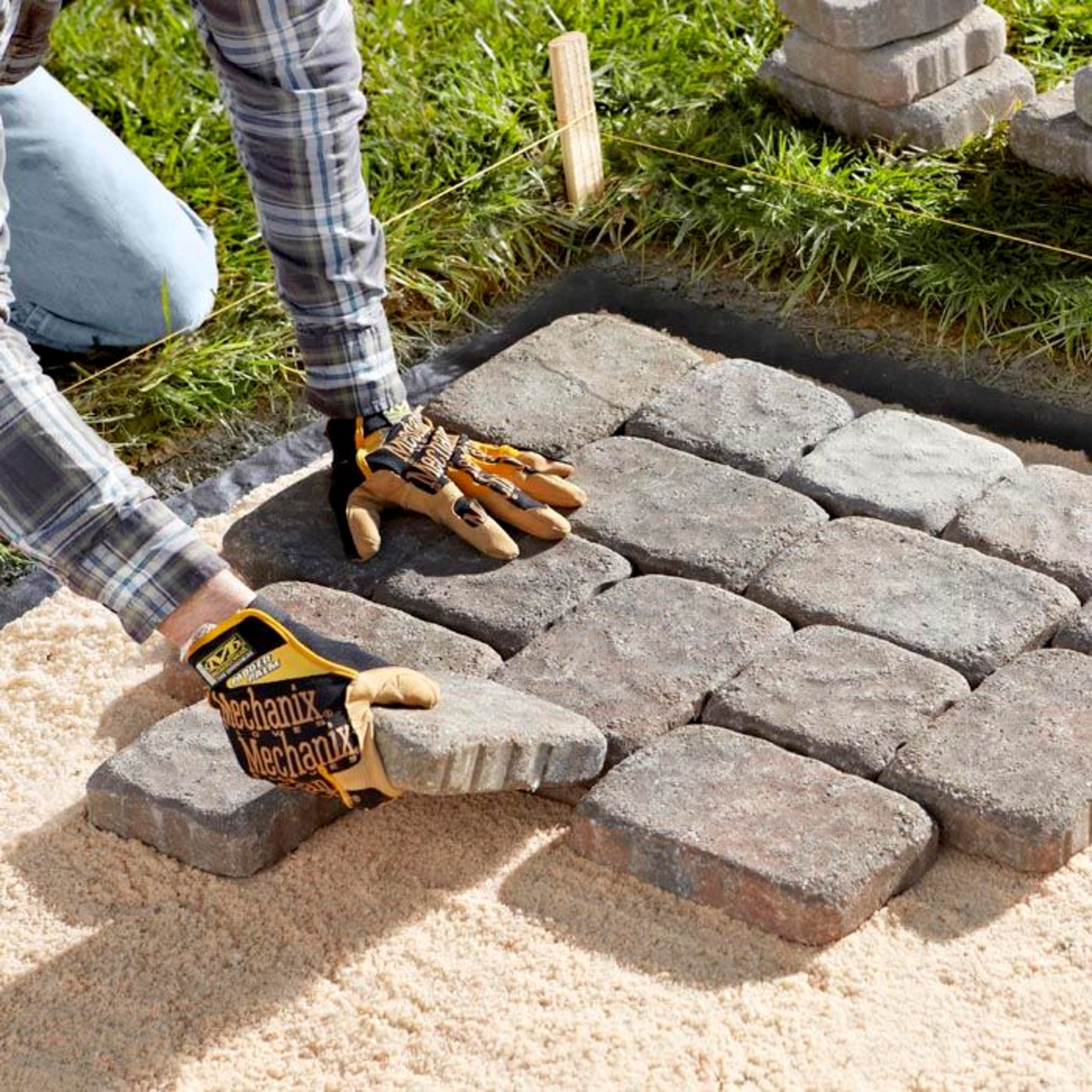 how to extend your concrete patio with