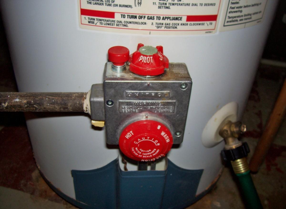 to light a water heater s pilot light