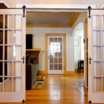 Is An Interior Barn Door Right For Your Home Dengarden Home And Garden