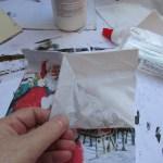 How To Make Decoupage Rocks As Christmas Ornaments Holidappy Celebrations