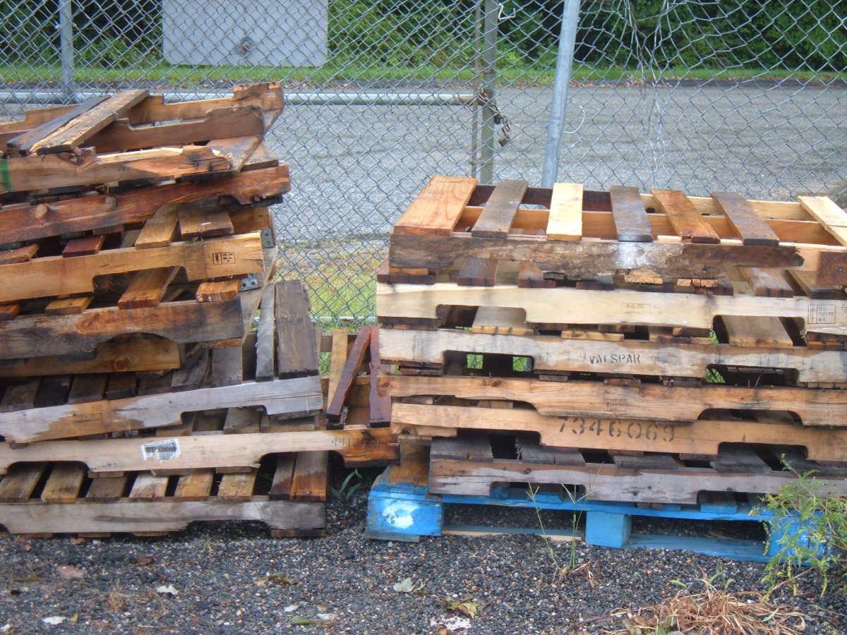 salvaged wood reclaimed lumber