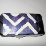 How To Decorate A Cell Phone With Nail Polish Feltmagnet Crafts