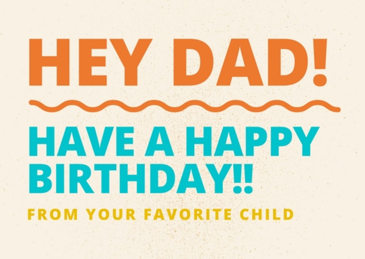 100 Happy Birthday Messages And Images For Dads Holidappy