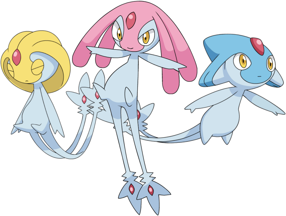 Top 10 Legendary Pokemon Trios Levelskip Video Games