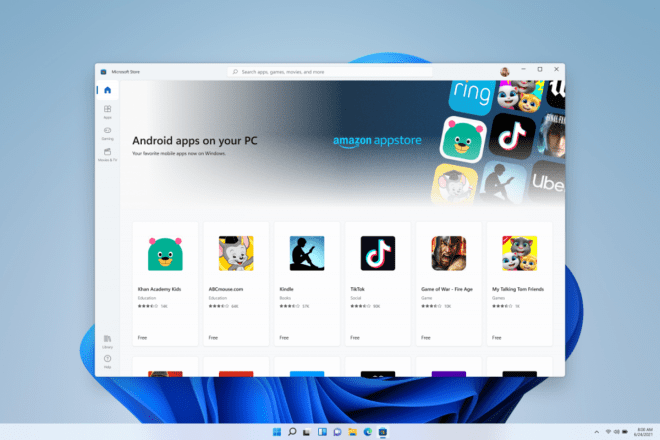Android apps on Windows 11 add additional functionality to your computer