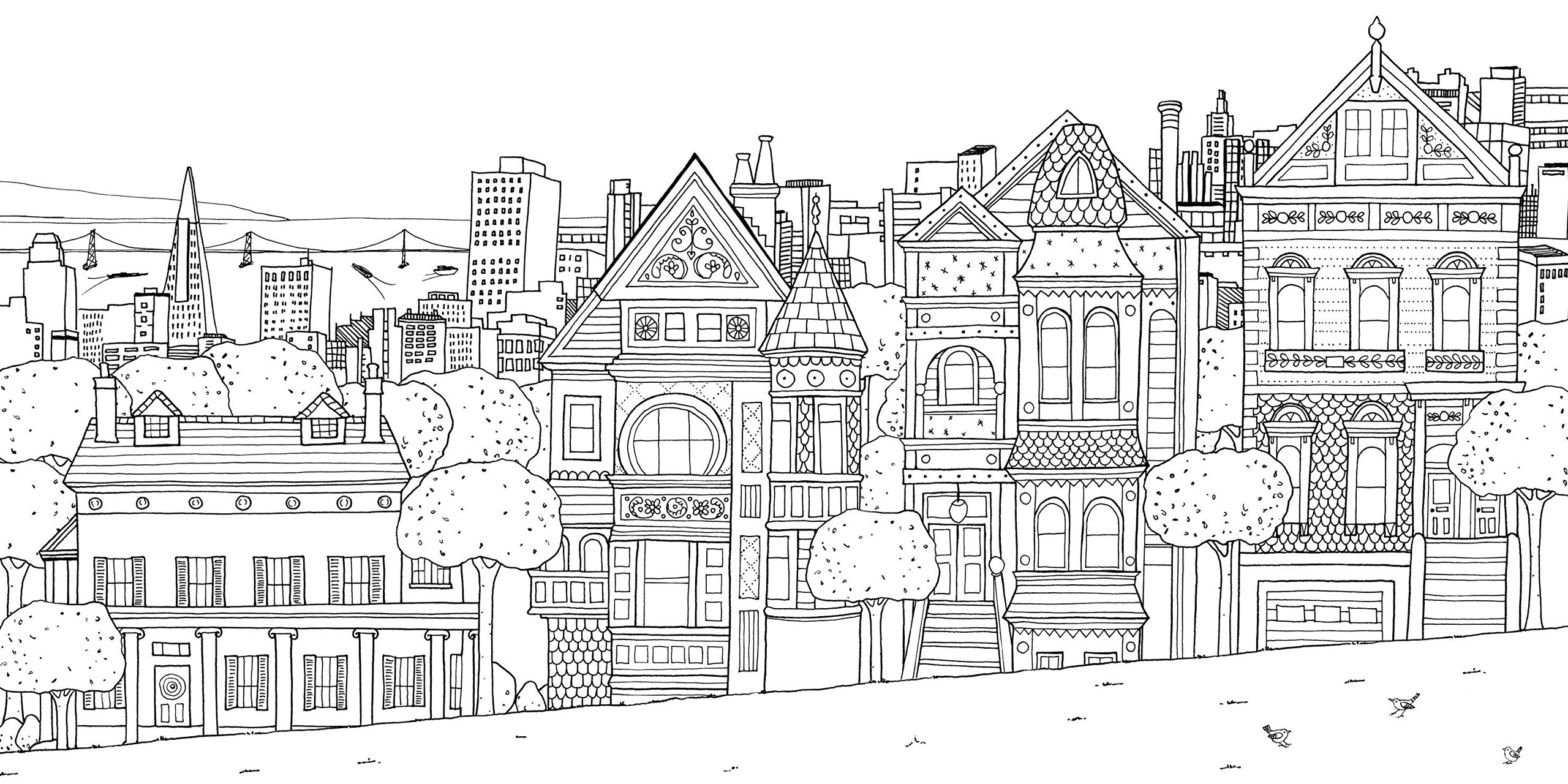 11 Reasons Why You Should Totally Get A Colouring Book