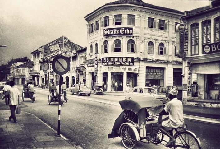 Image result for old penang road