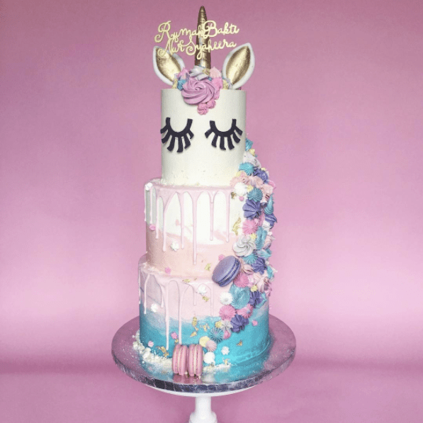 15 Local Bakers To Look Up For Custom Made Unicorn Cakes