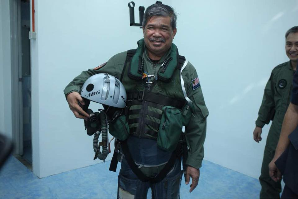 Image result for Mat Sabu as pilot