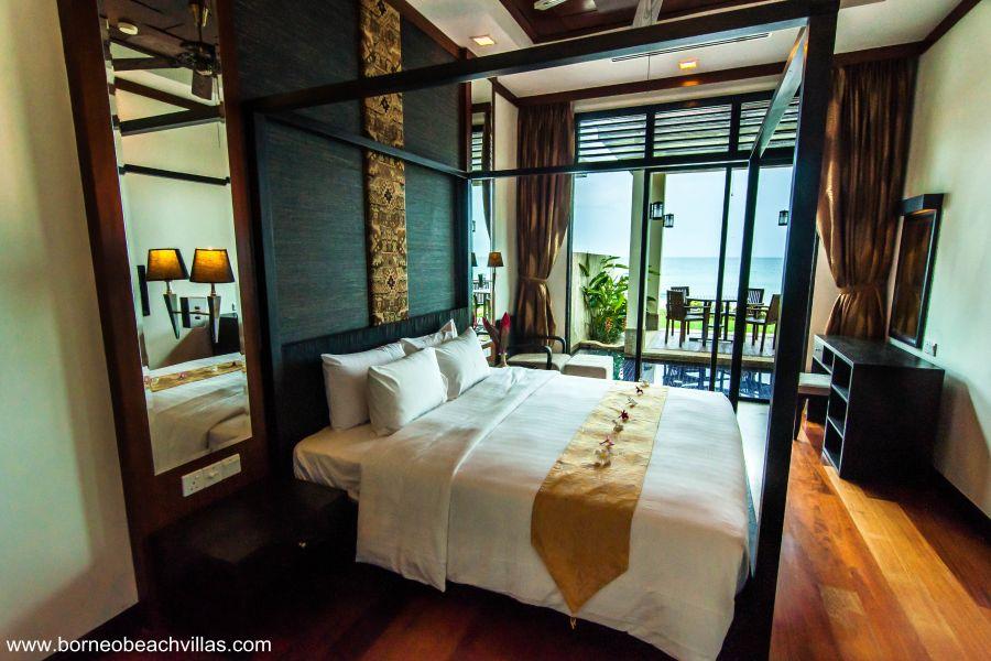 Image from Borneo Beach Villas